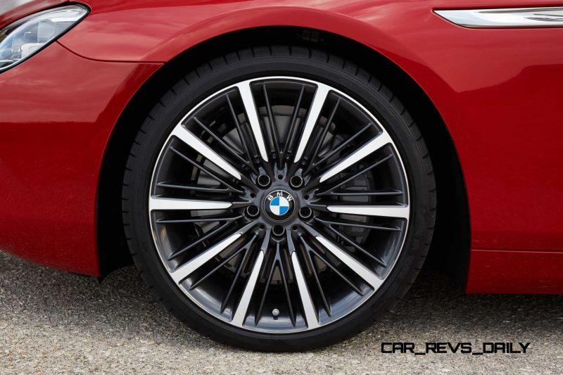 2015 BMW 6 Series 14