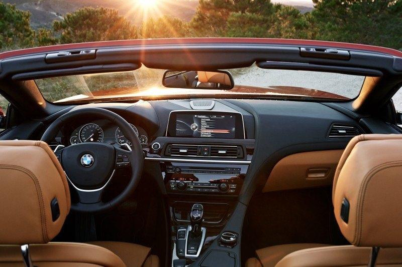 2015 BMW 6 Series 23