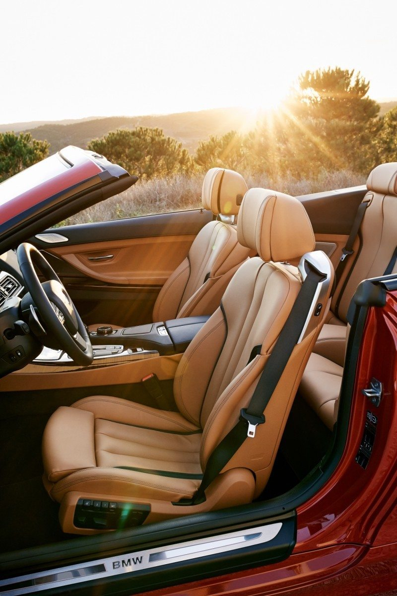2015 BMW 6 Series 24