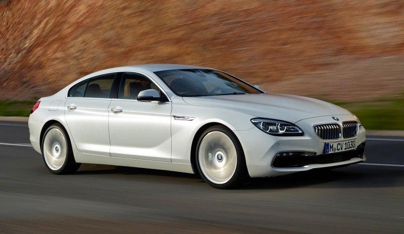 2015 BMW 6 Series 42