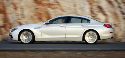 2015 BMW 6 Series 45