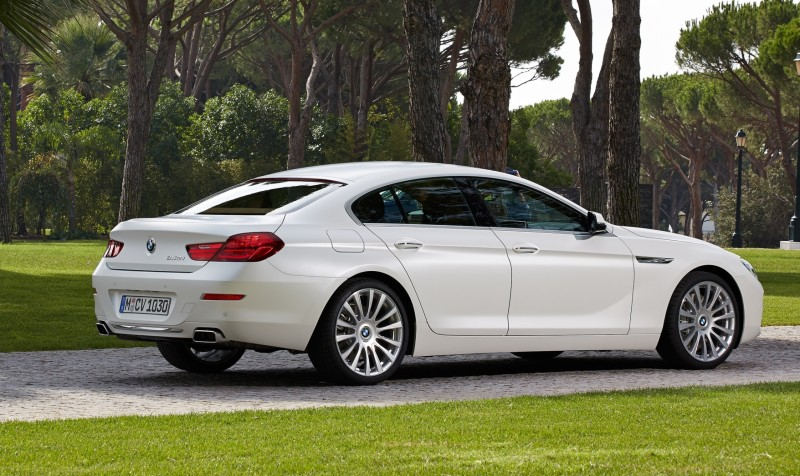 2015 BMW 6 Series 48