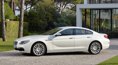 2015 BMW 6 Series 50