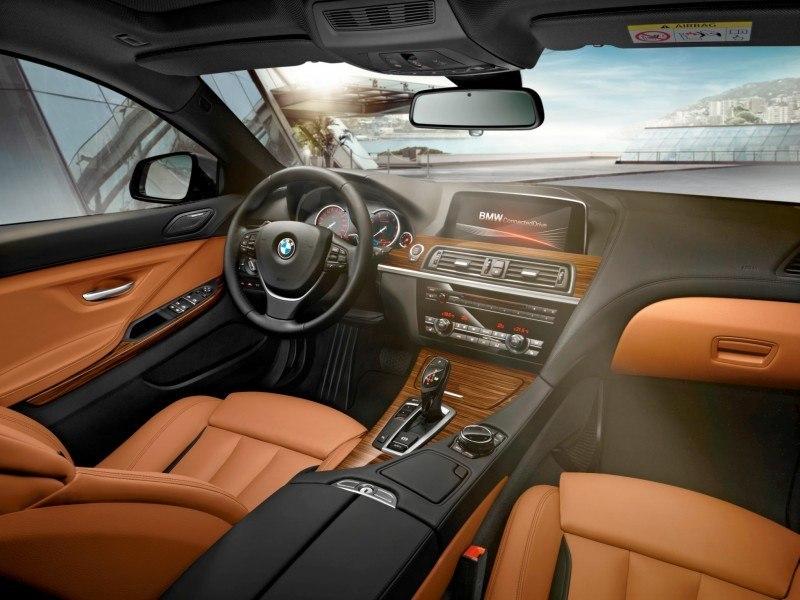 2015 BMW 6 Series 63