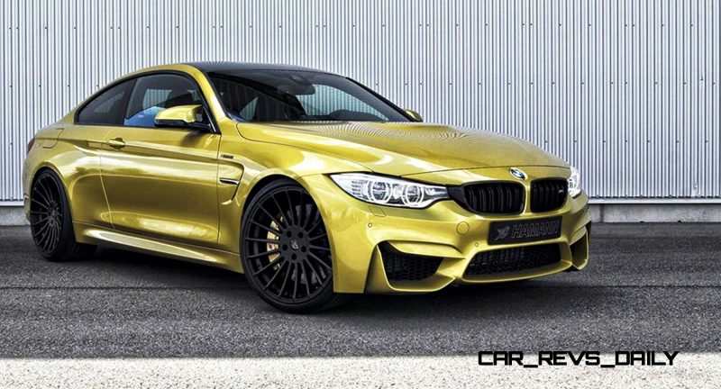 2015 BMW M4 by HAMANN 1