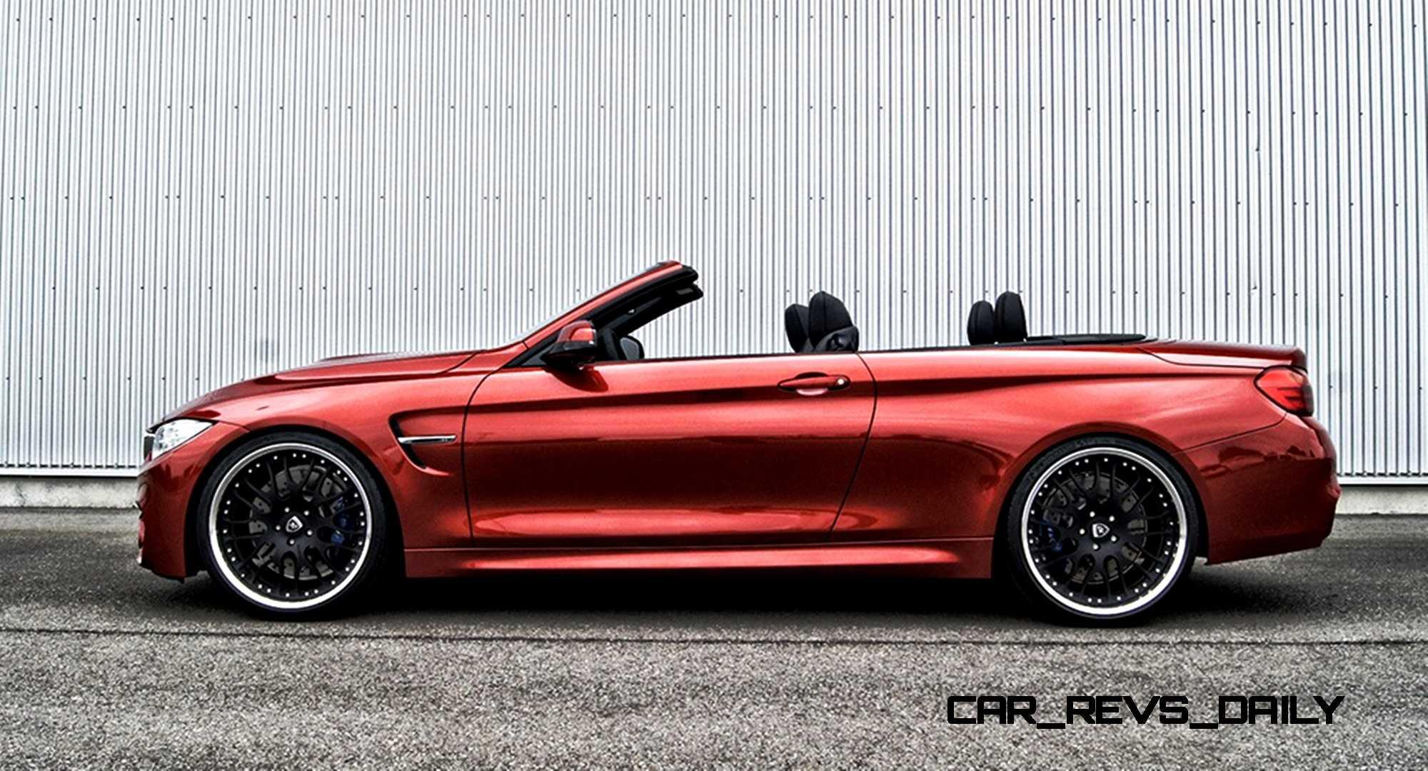 2015 BMW M4 by HAMANN 13