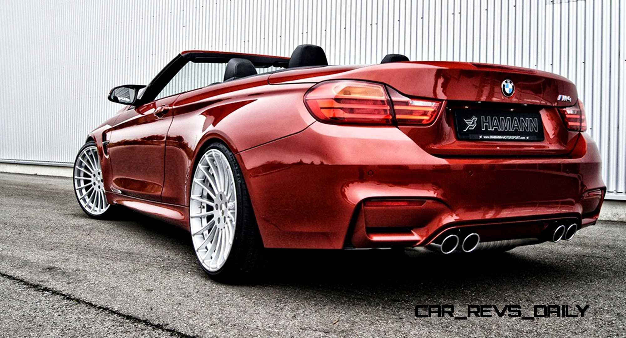 2015 BMW M4 by HAMANN 15