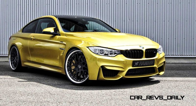 2015 BMW M4 by HAMANN 19