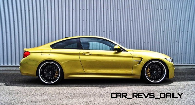2015 BMW M4 by HAMANN 21