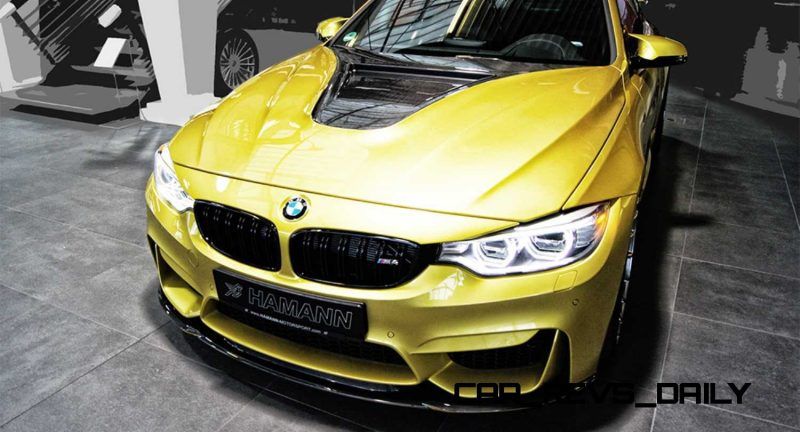 2015 BMW M4 by HAMANN 22