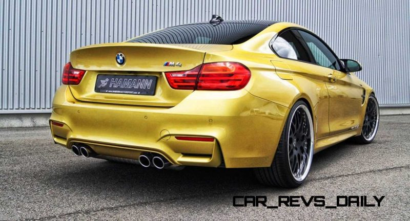 2015 BMW M4 by HAMANN 23