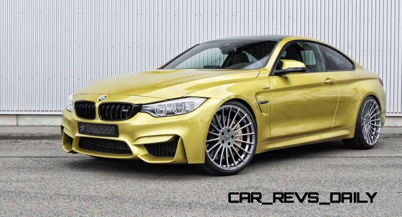 2015 BMW M4 by HAMANN 24