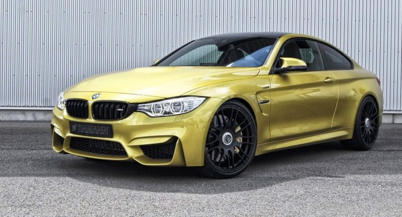 2015 BMW M4 by HAMANN 27