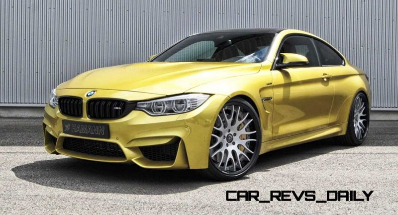 2015 BMW M4 by HAMANN 28