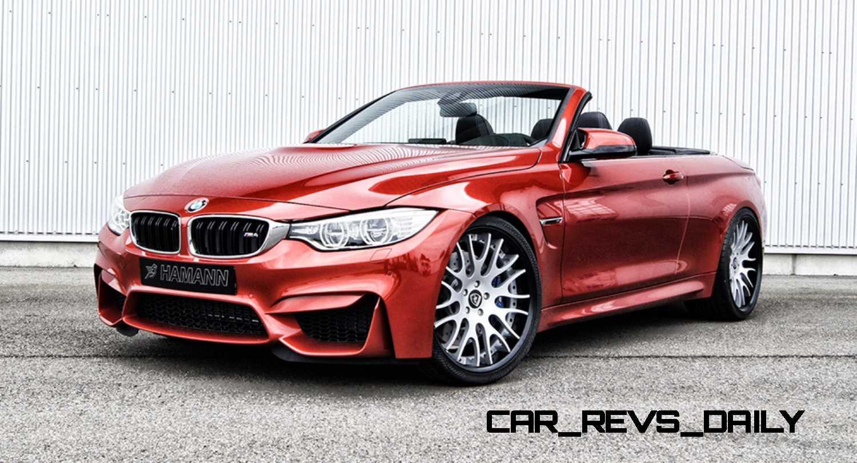 2015 BMW M4 by HAMANN 33
