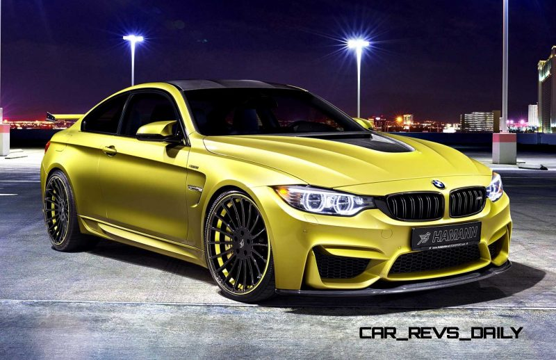 2015 BMW M4 by HAMANN 34