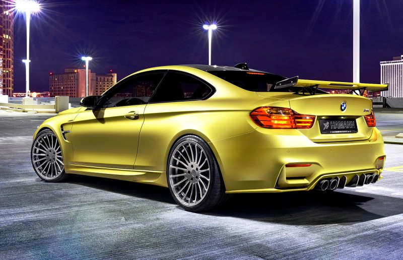 2015 BMW M4 by HAMANN 35