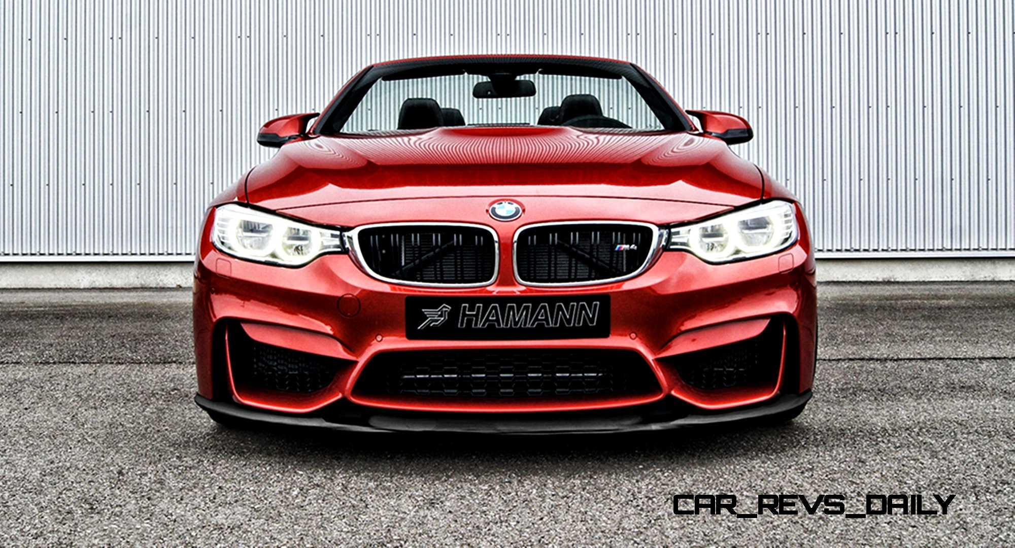 2015 BMW M4 by HAMANN 38