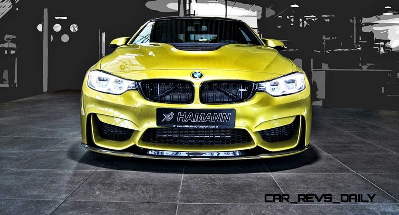 2015 BMW M4 by HAMANN 4