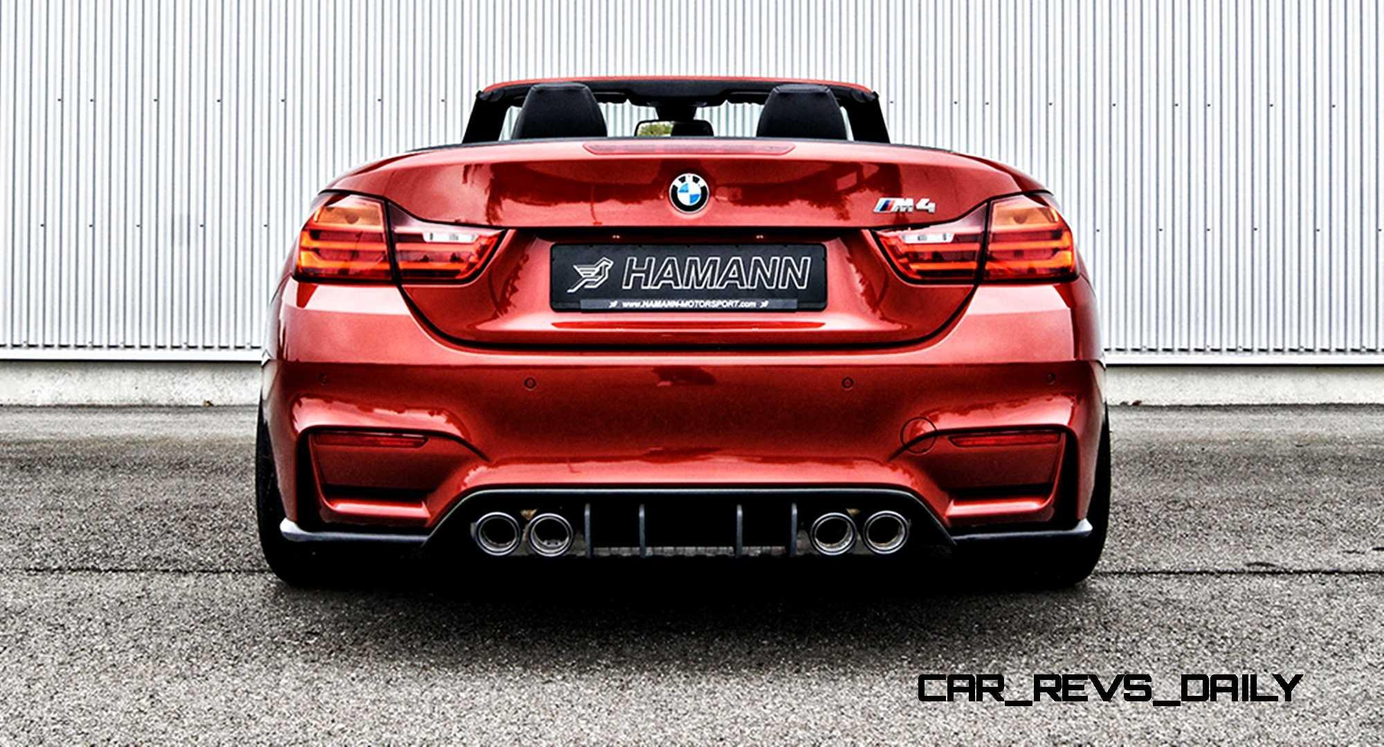 2015 BMW M4 by HAMANN 40