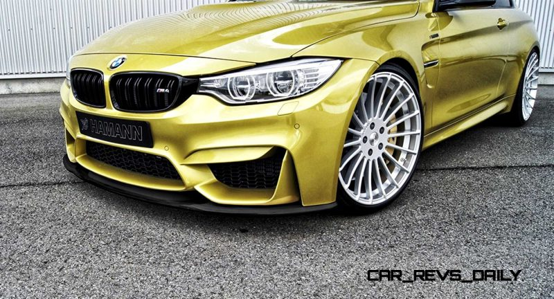 2015 BMW M4 by HAMANN 6