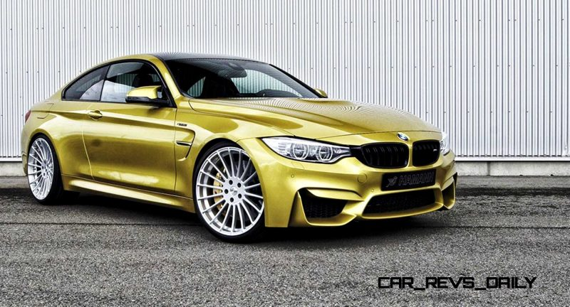 2015 BMW M4 by HAMANN 9