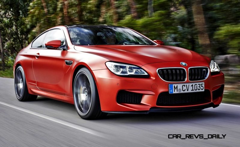 2015 BMW M6 Coupe 1