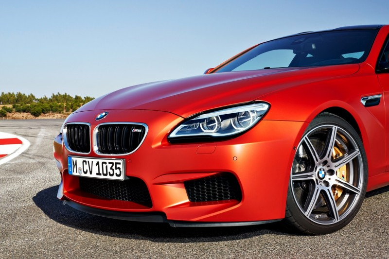 2015 BMW M6 Coupe 12
