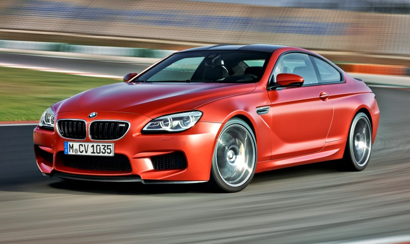 2015 BMW M6 Coupe 15