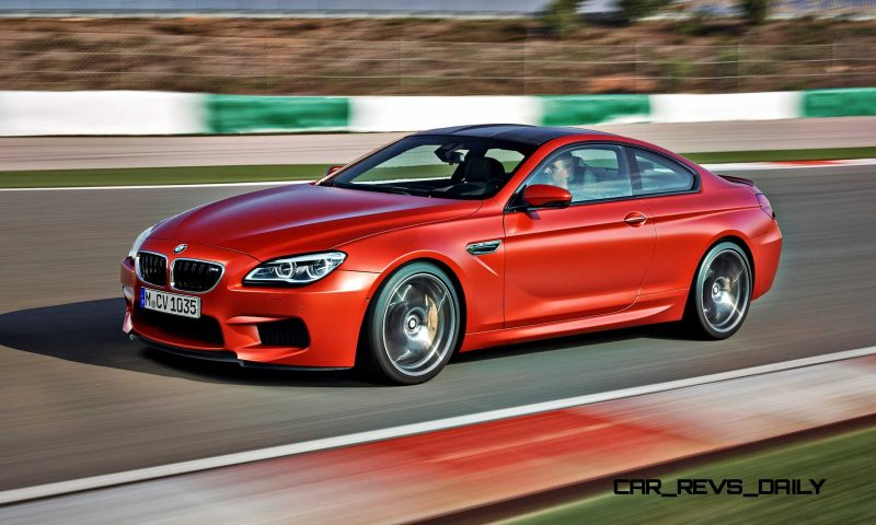 2015 BMW M6 Coupe 16