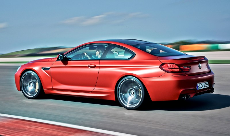 2015 BMW M6 Coupe 17