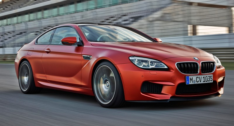 2015 BMW M6 Coupe 18
