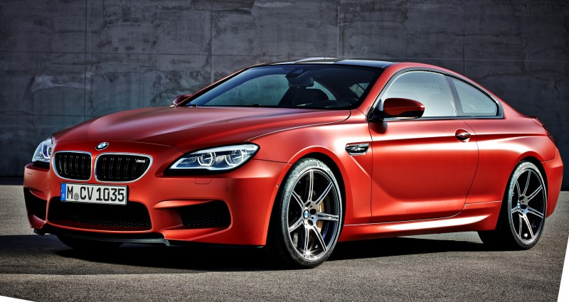 2015 BMW M6 Coupe 19