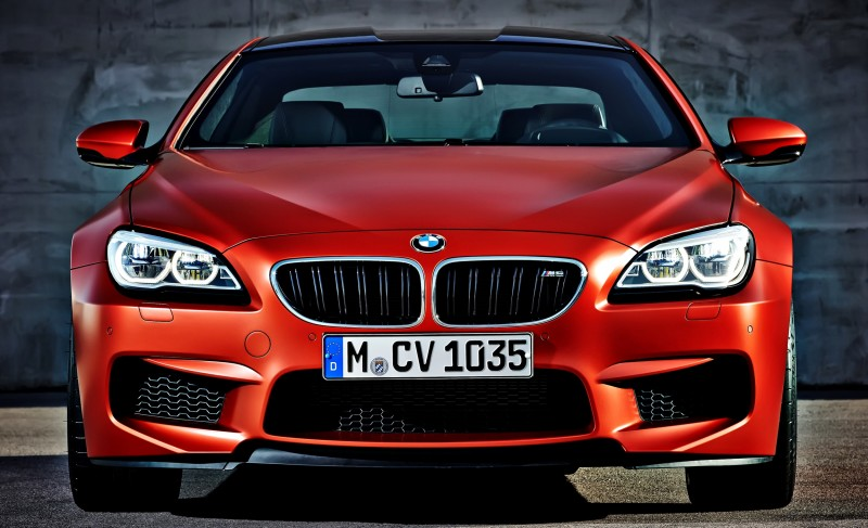 2015 BMW M6 Coupe 21