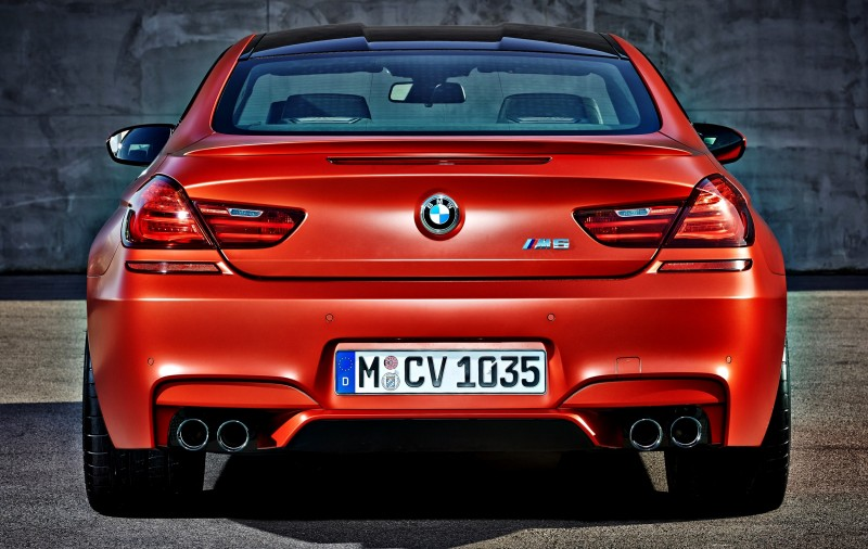 2015 BMW M6 Coupe 22