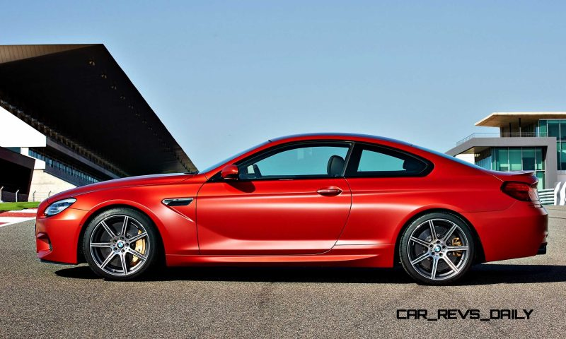 2015 BMW M6 Coupe 23
