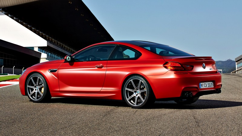 2015 BMW M6 Coupe 24