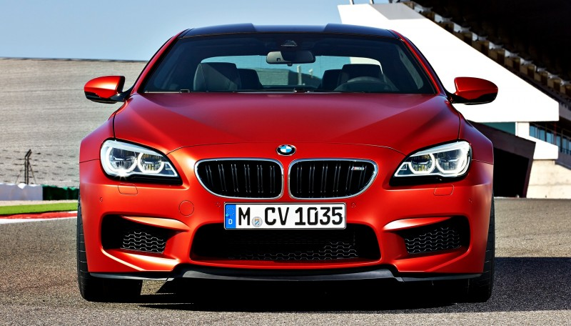 2015 BMW M6 Coupe 25