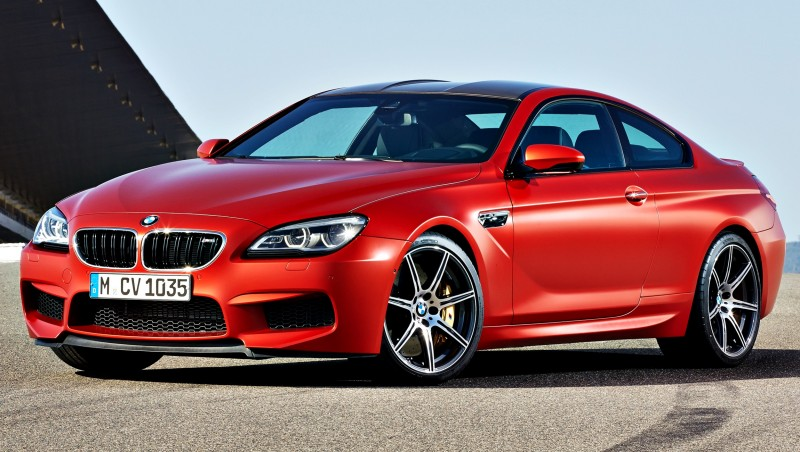 2015 BMW M6 Coupe 26