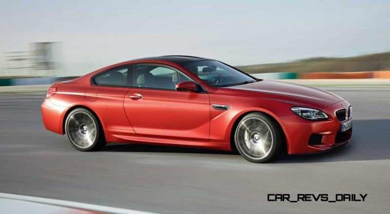 2015 BMW M6 Coupe 27