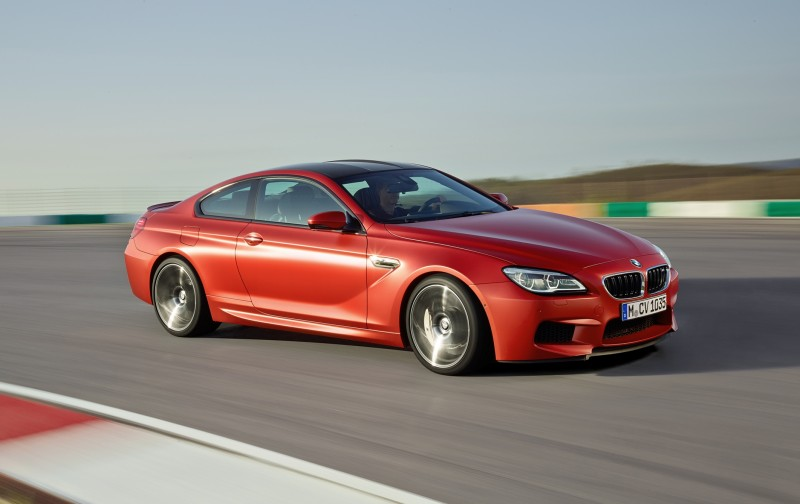 2015 BMW M6 Coupe 28