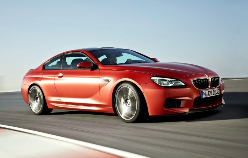 2015 BMW M6 Coupe 29