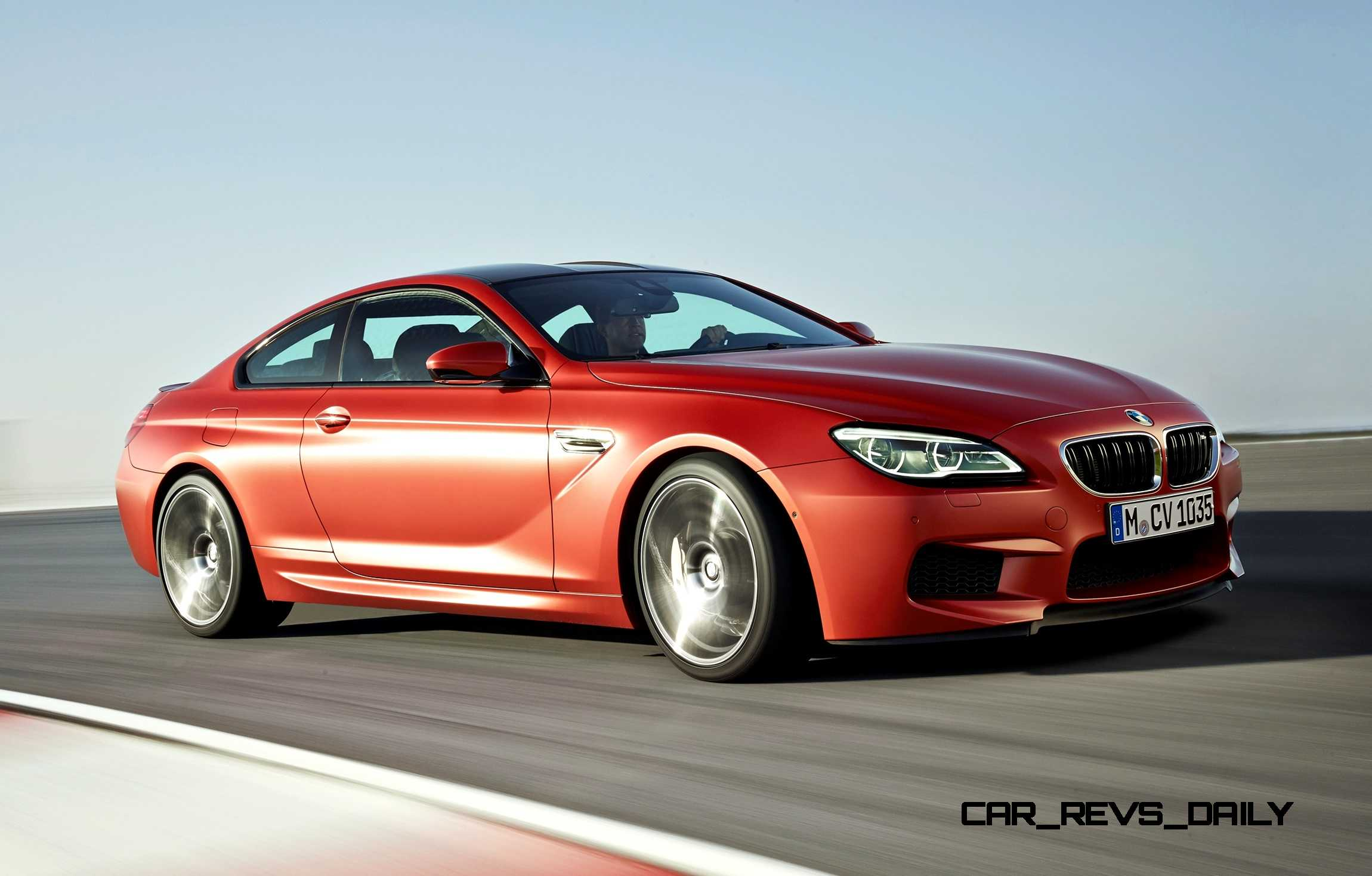 BMW M6 Gran Coupe >> 2015 BMW M6 Coupe