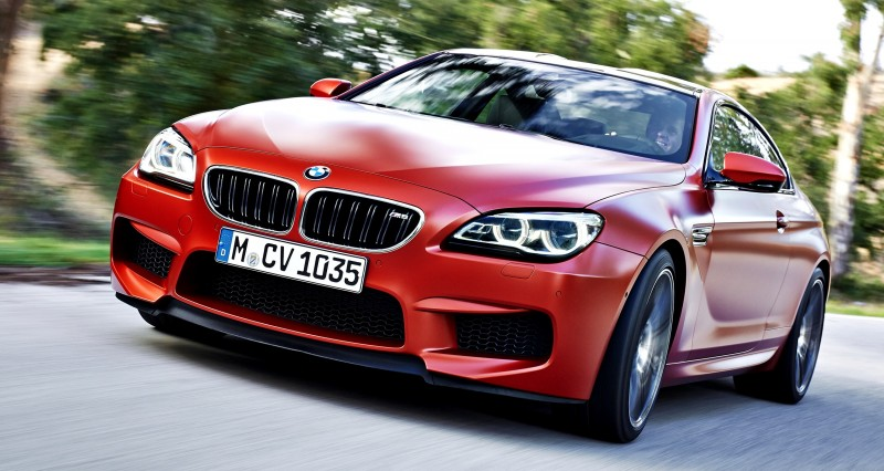 2015 BMW M6 Coupe 3