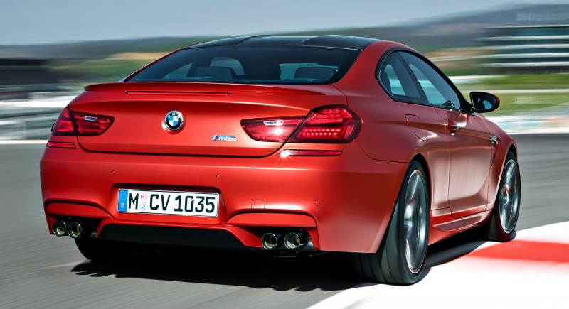 2015 BMW M6 Coupe 31