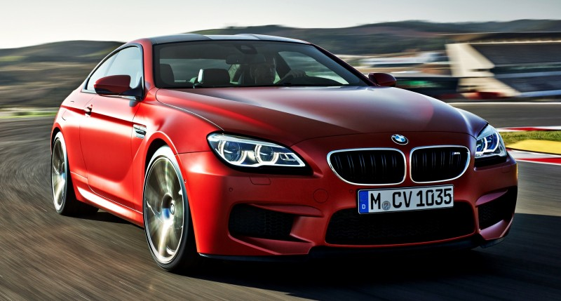 2015 BMW M6 Coupe 4