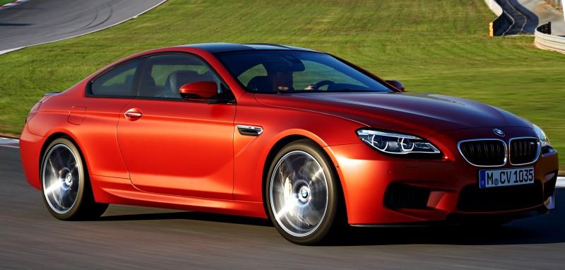 2015 BMW M6 Coupe 5