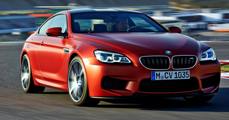 2015 BMW M6 Coupe 6