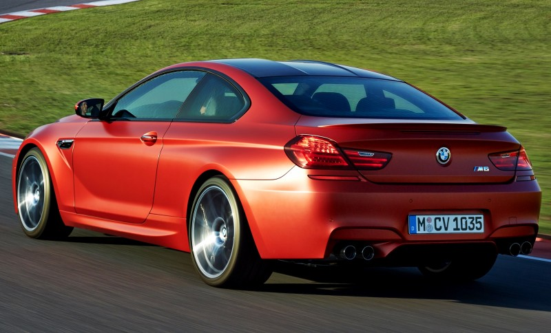 2015 BMW M6 Coupe 7