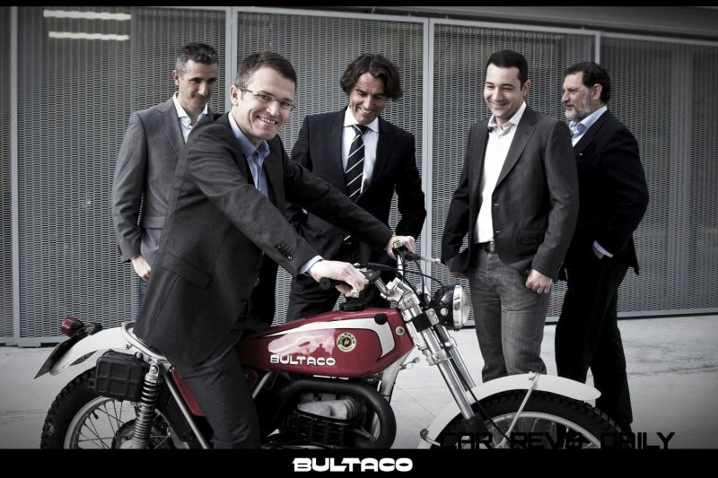 2015 BULTACO Rapitan and Rapitan Sport 20